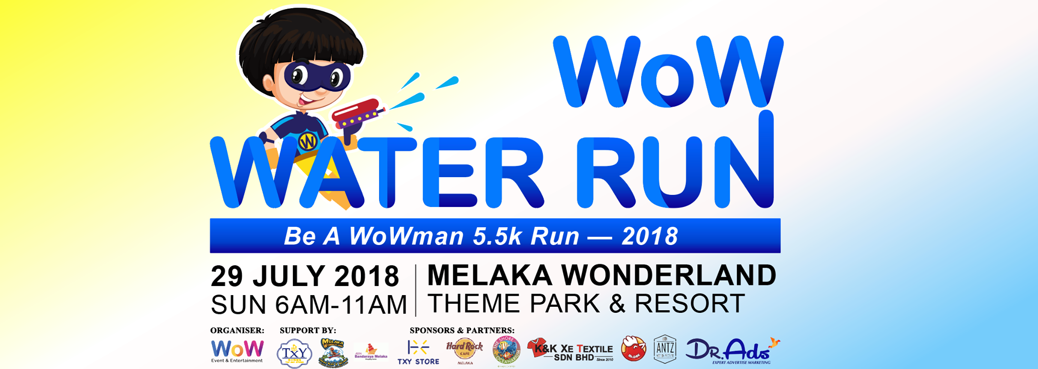 WoW Water Run 2018